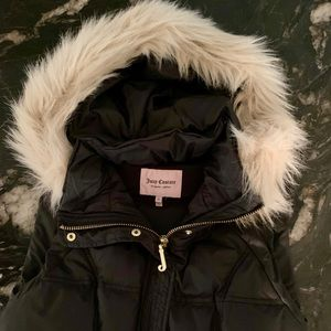Juice Couture Puffer Vest